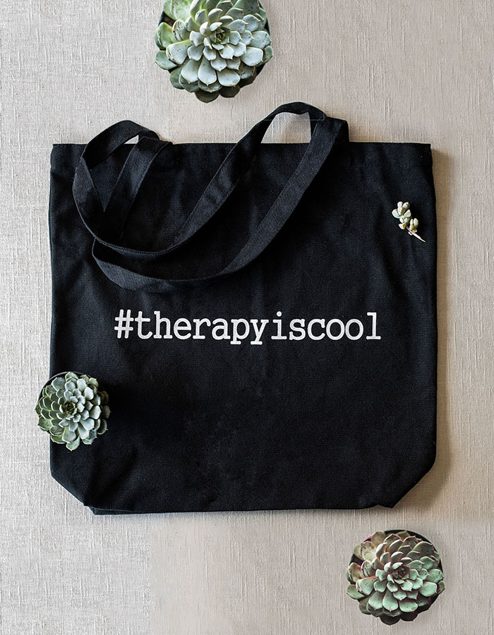 #TherapyIsCool