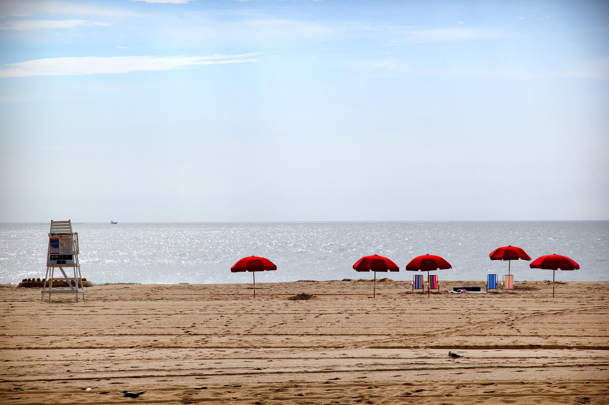 Ocean City, Maryland August 2013