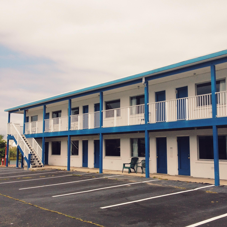 Islander Motel - 20th Street Ocean City, Maryland 2013