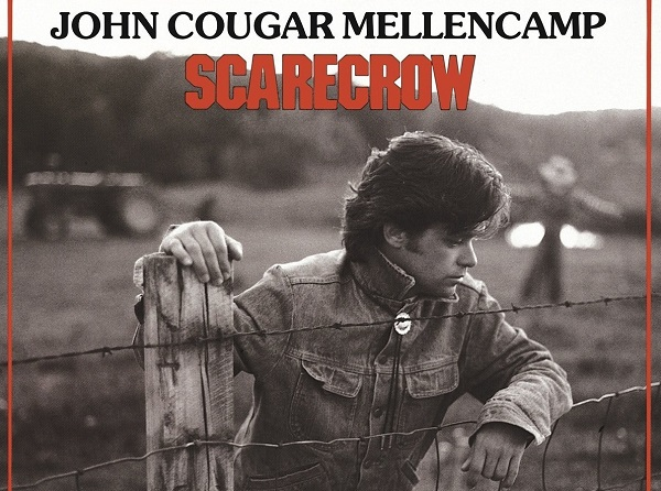 R.O.C.K. in the USA was released as a single from the Mellencamp's Scarecrow album, the one that brought him in the limelight.