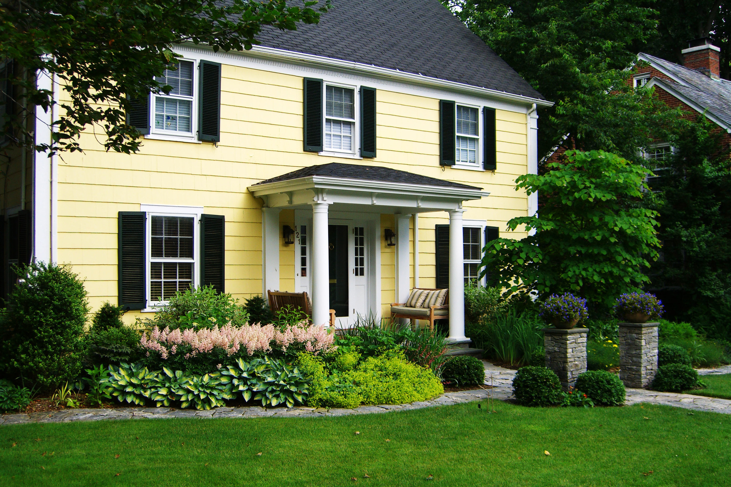 Scarsdale NY - installed 2003
