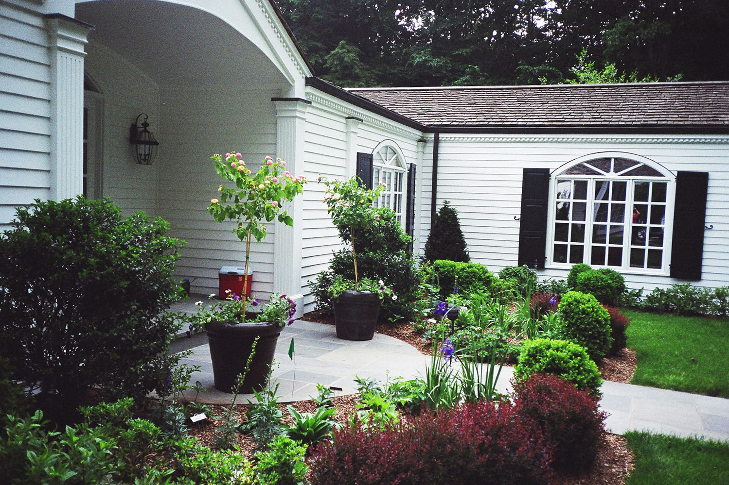 Pound Ridge NY - installed 2005