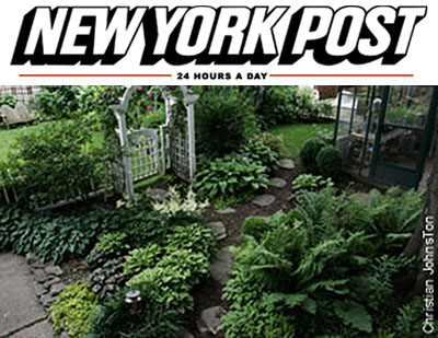 New York Post-June, 18 2009 by Jennifer Ceaser