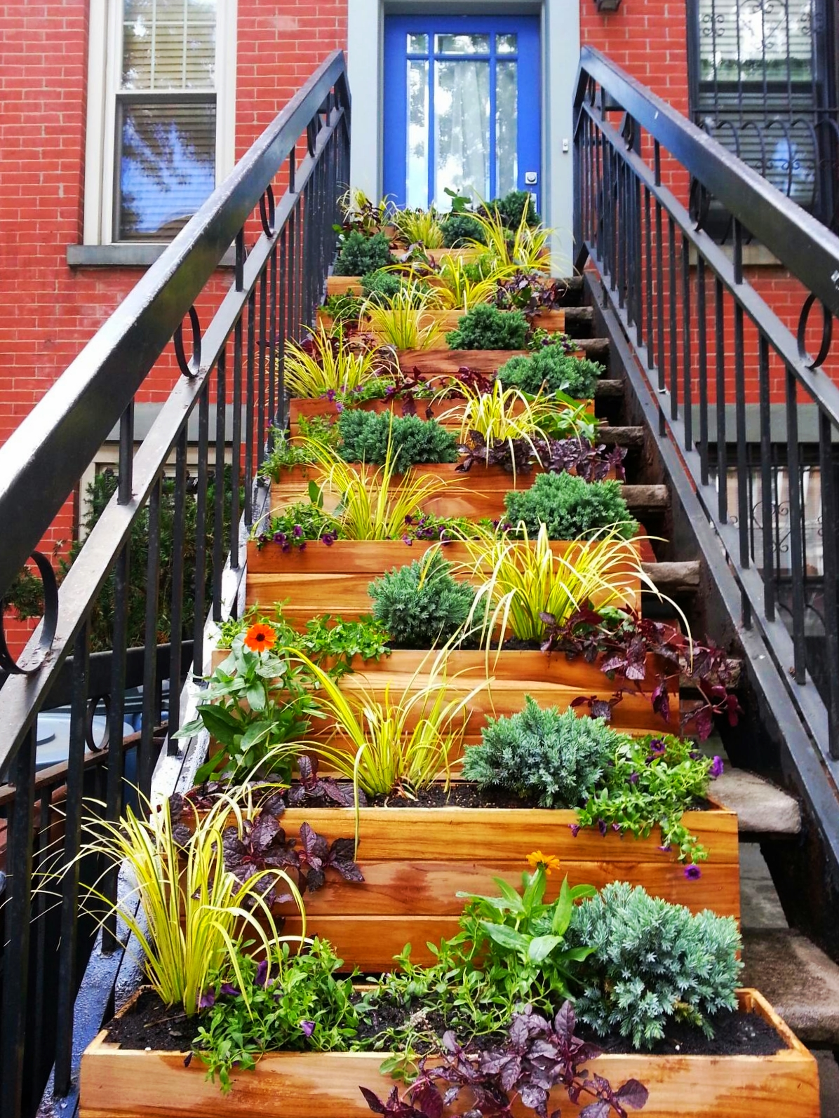 Park Slope Front Entry - installed 2014