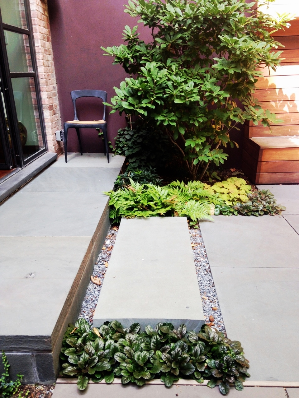Upper West Side Rear Garden - installed 2013