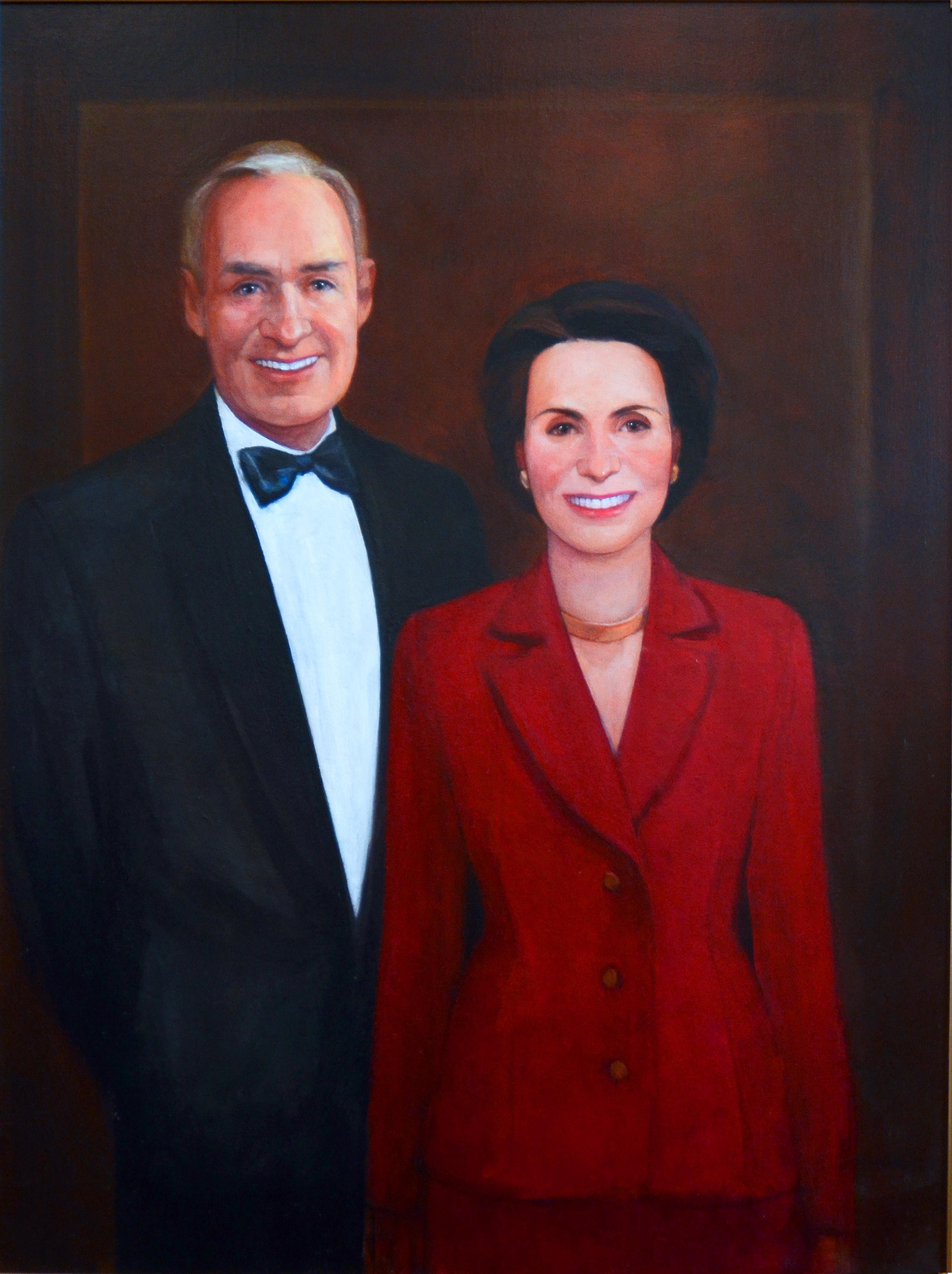 Bob and Mary Galvin