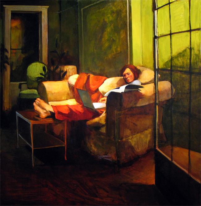Living Room, Brooklyn (sold)