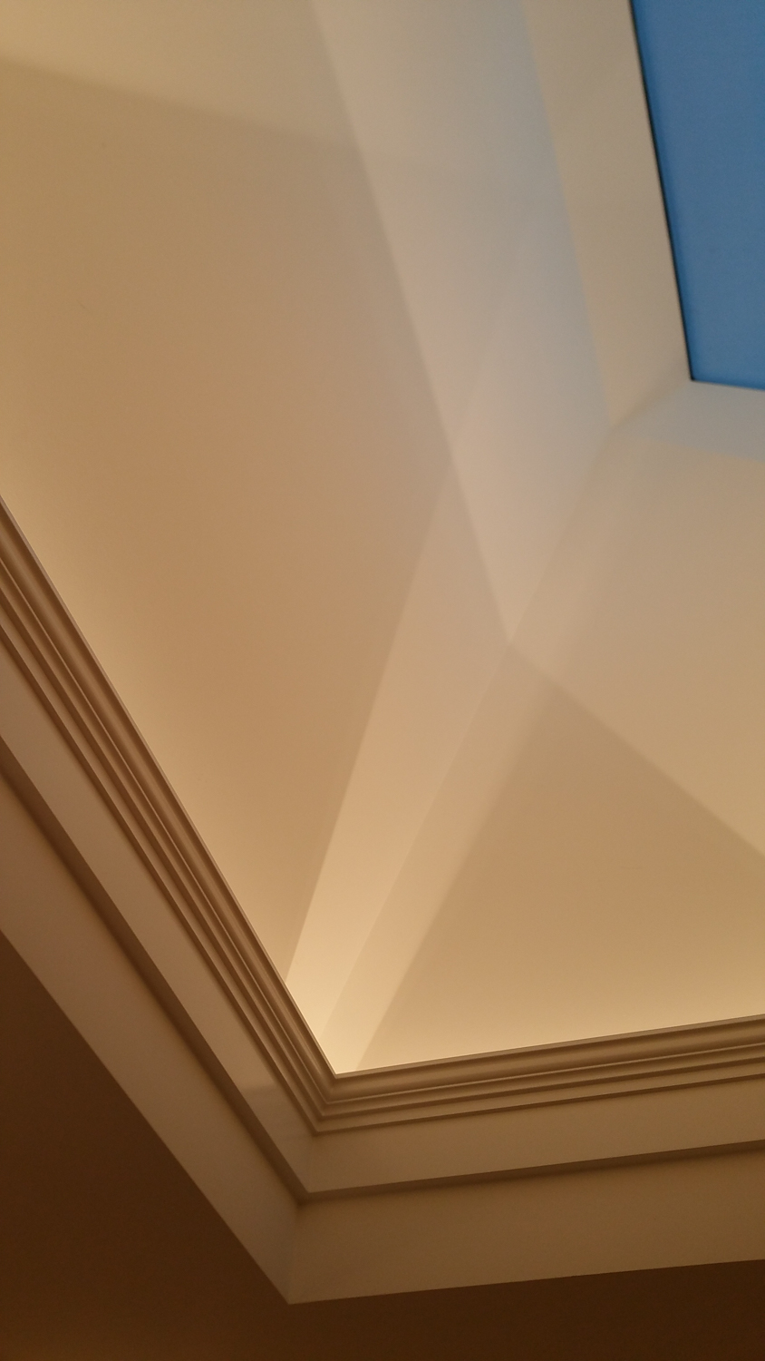 Skylight forms