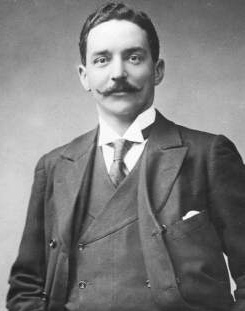 J. Bruce Ismay - Head of White Star Lines. Ismay would later become one of the most despised men on the planet.