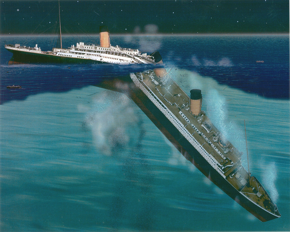 The Sinking of Titanic — Ultimate Titanic