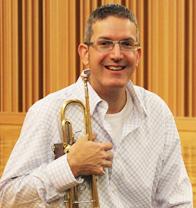Vern Sielert, trumpets/arranging  University of Idaho
