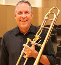Alan Gemberling, trombone  University of Idaho