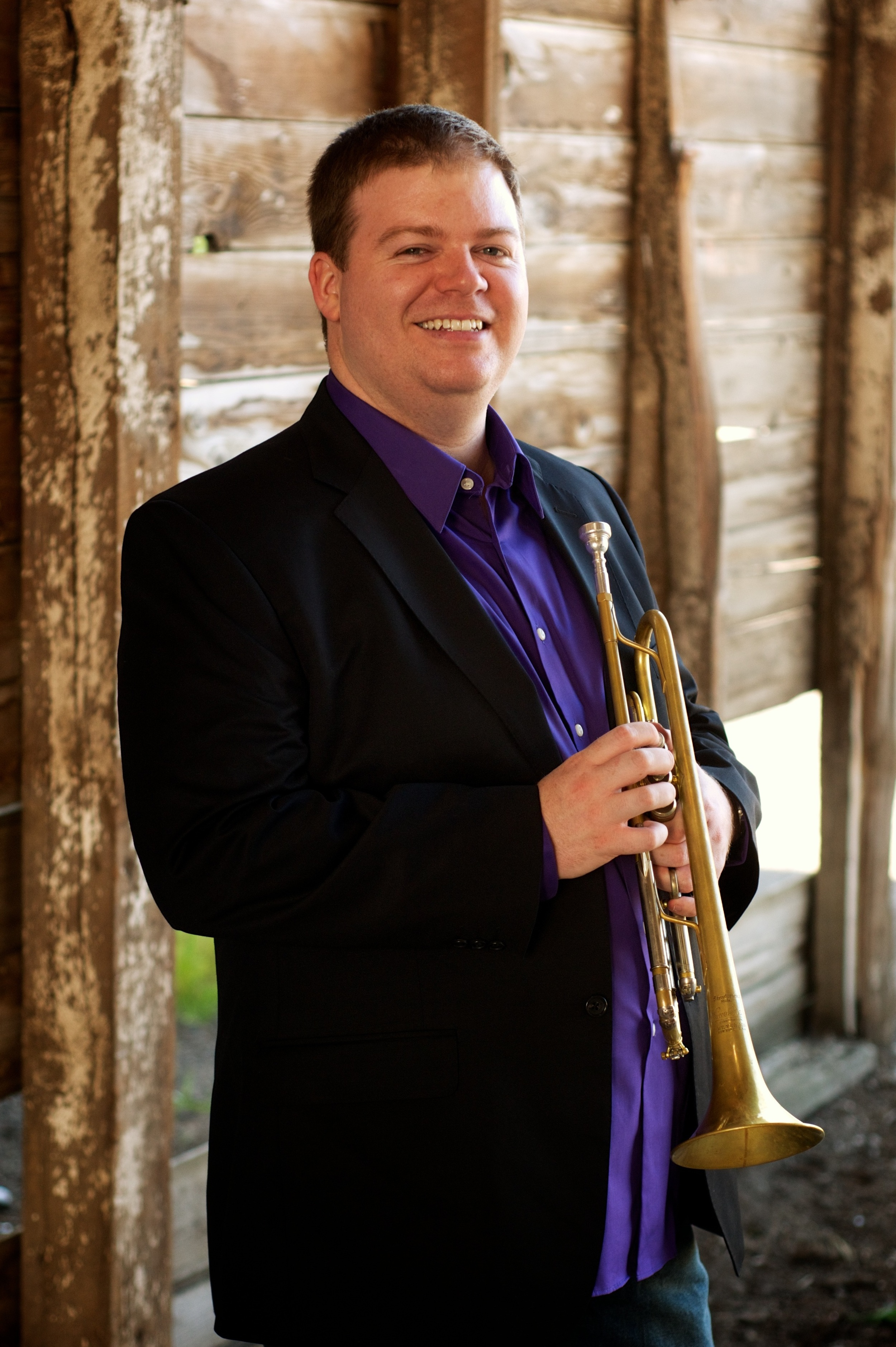 Sean Butterfield, trumpets/arranging  University of Idaho