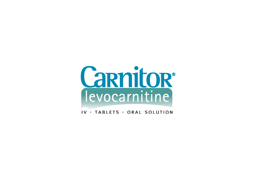 Logo design for Sigma-Tau Pharmaceuticals Carnitor® levocarnitine.