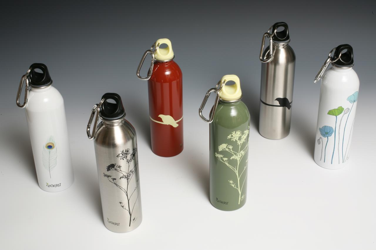 Nature Collection, 20 oz. bottles.