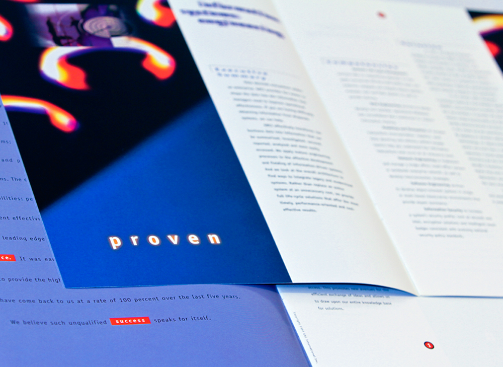 GRC International, Inc. - inside spread design.