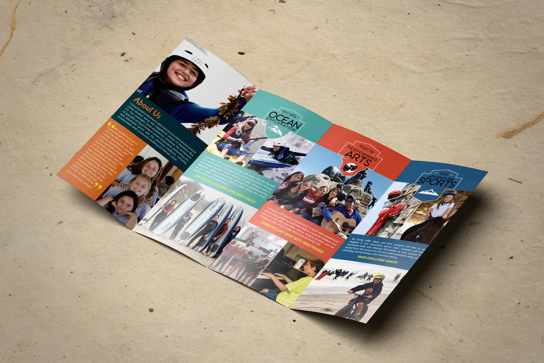 Camp Ramah of Northern California - Camper Brochure (inside)