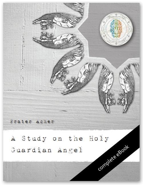A STUDY ON THE HOLY GUARDIAN ANGEL   (SALE $ 0.00 / Standard Price $ 25.00)