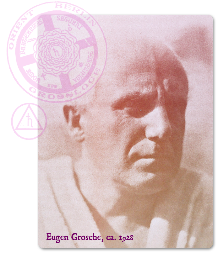 Eugen Grosche, 1928