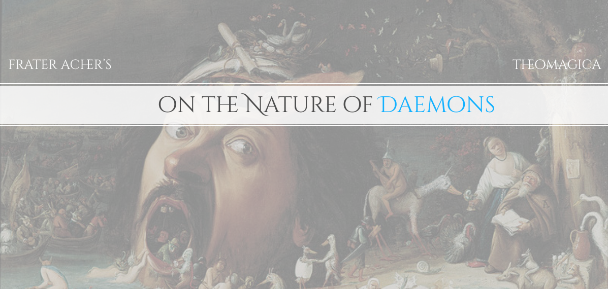 On the Nature of Daemons