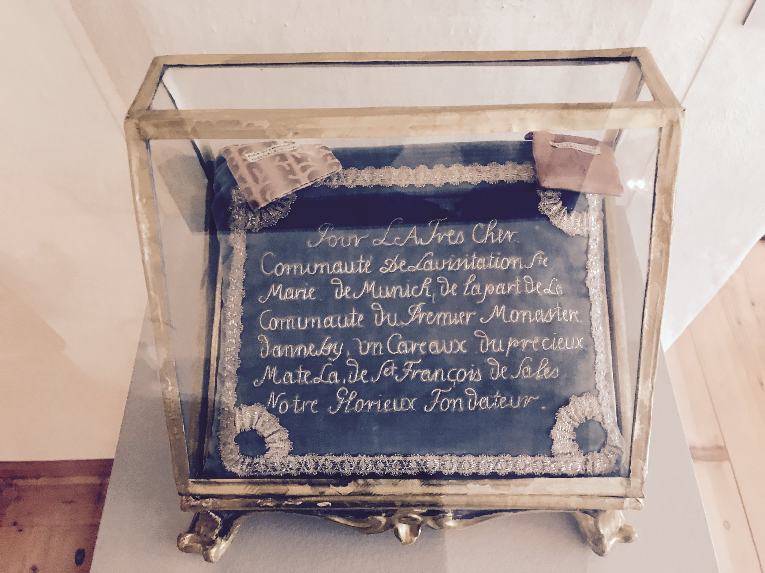 Founding charter of the abbey