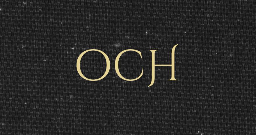 Och-banner