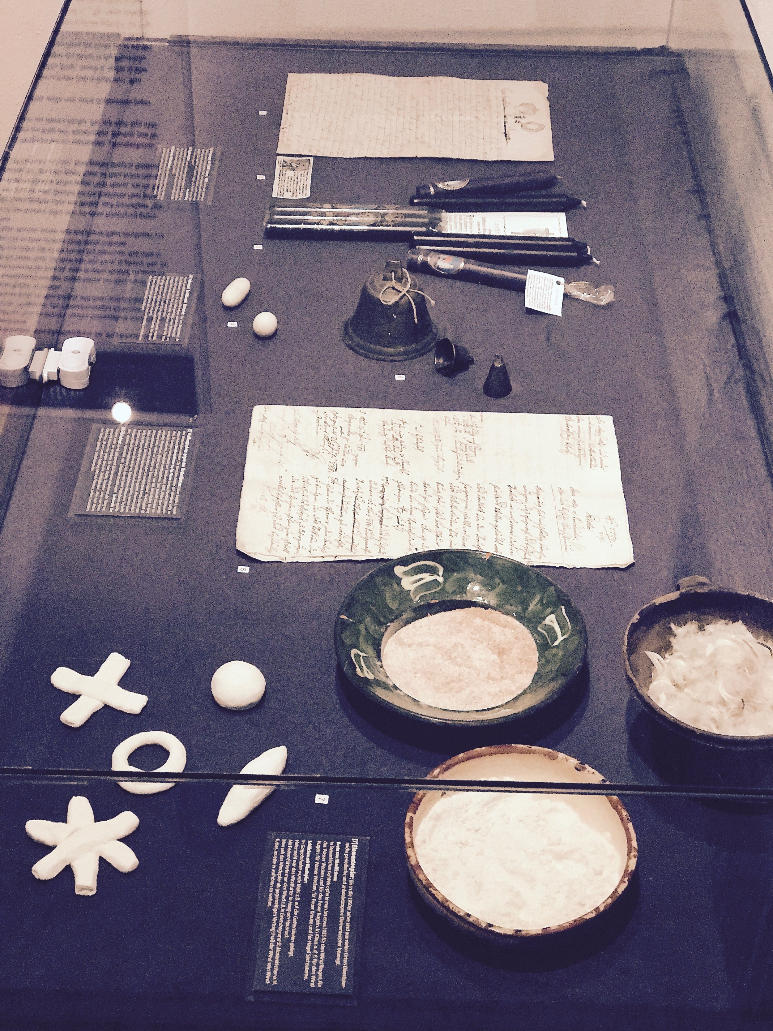 offerings to the elements