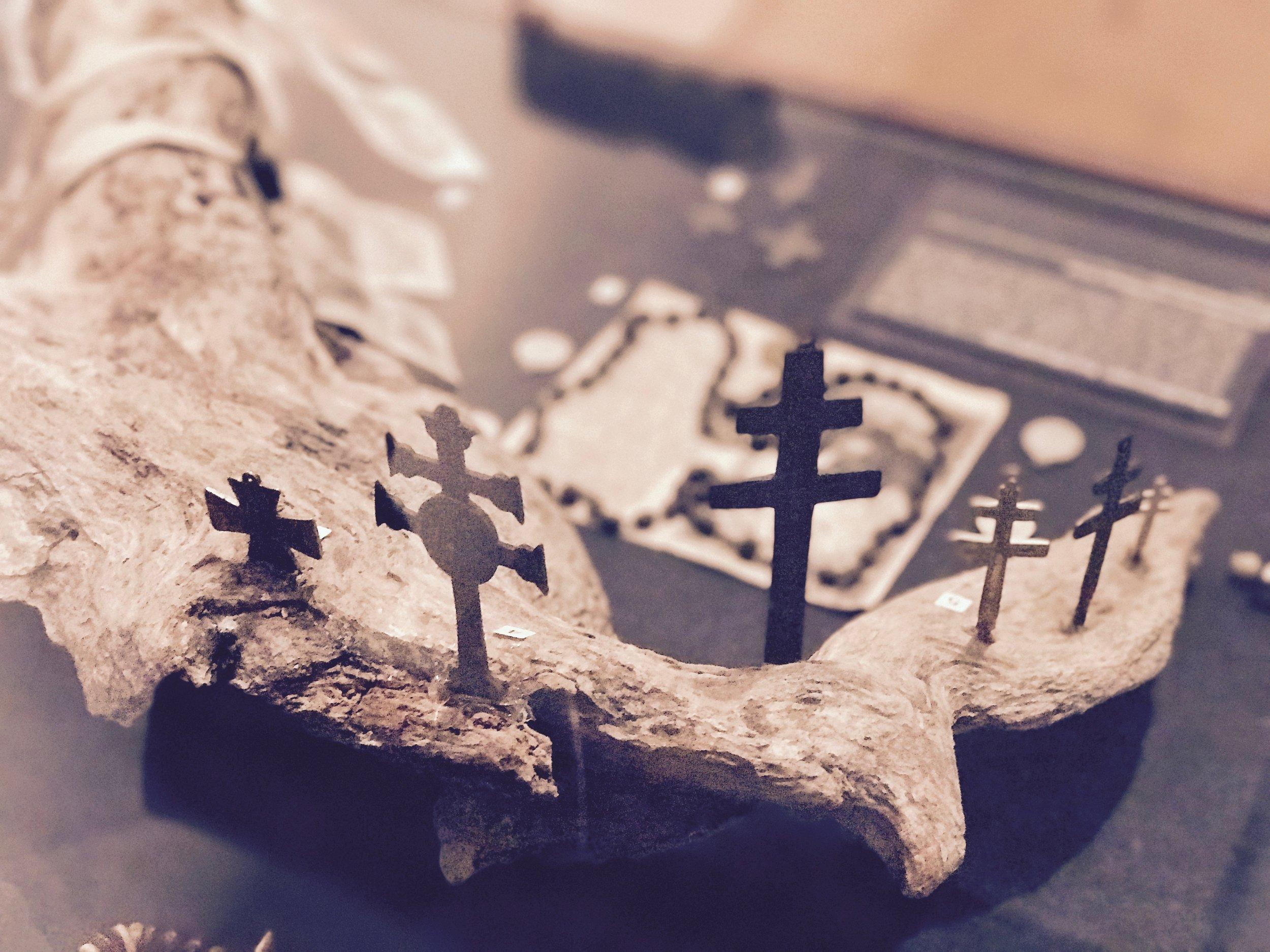 example of relic crosses