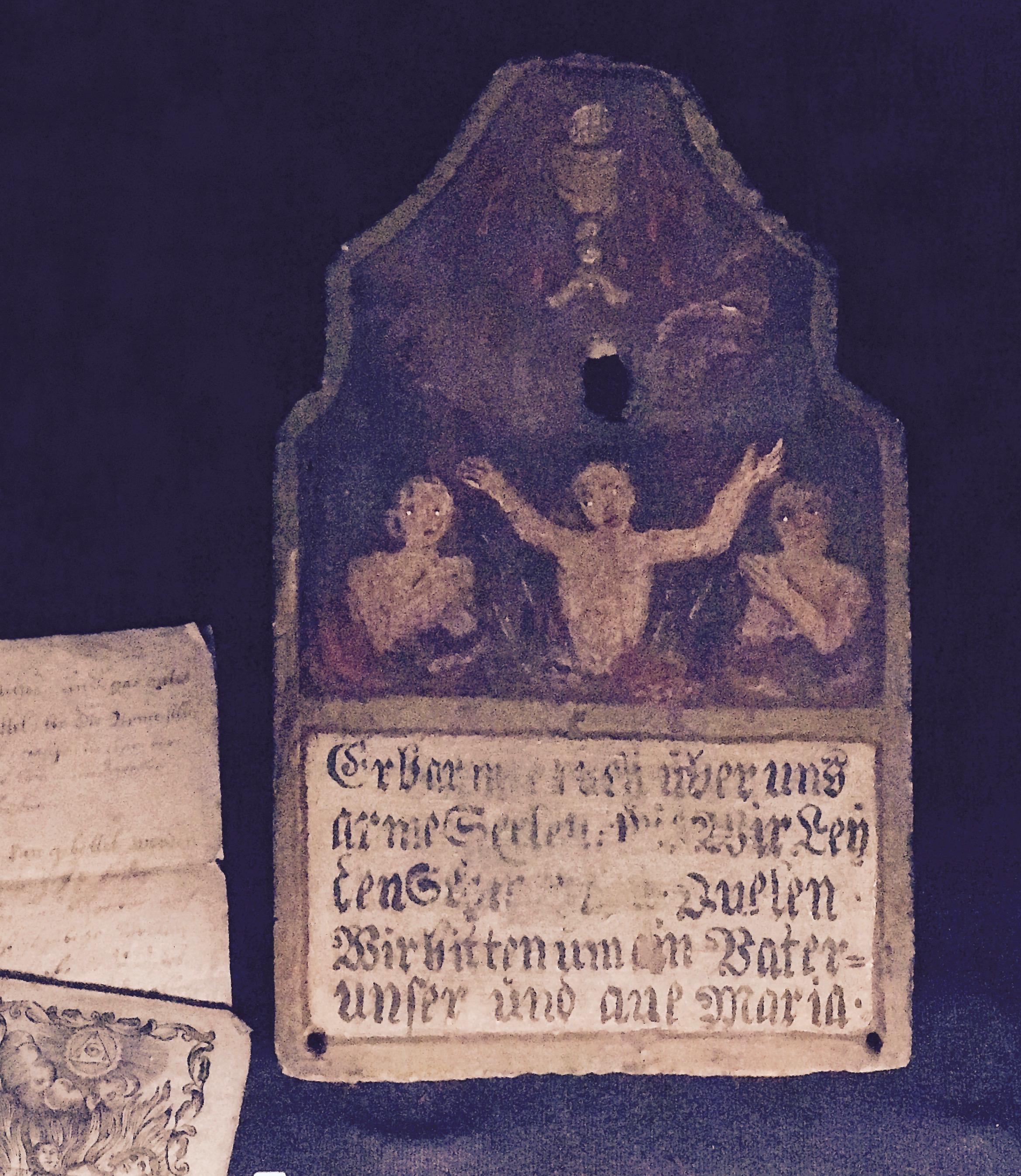 'Armeseelen' altar