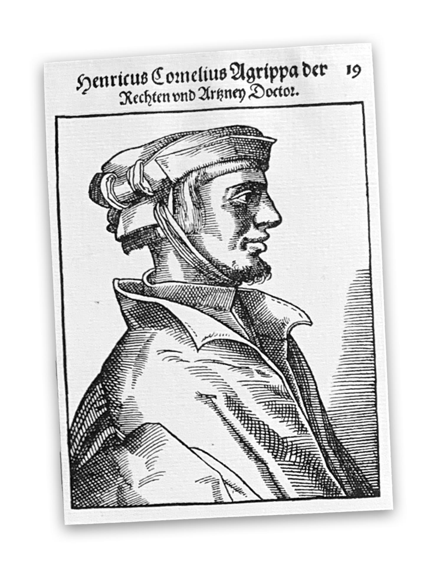 Agrippa portrait