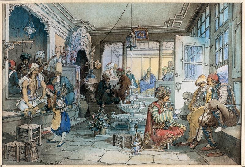 The Ottoman example, circa 1850-1852