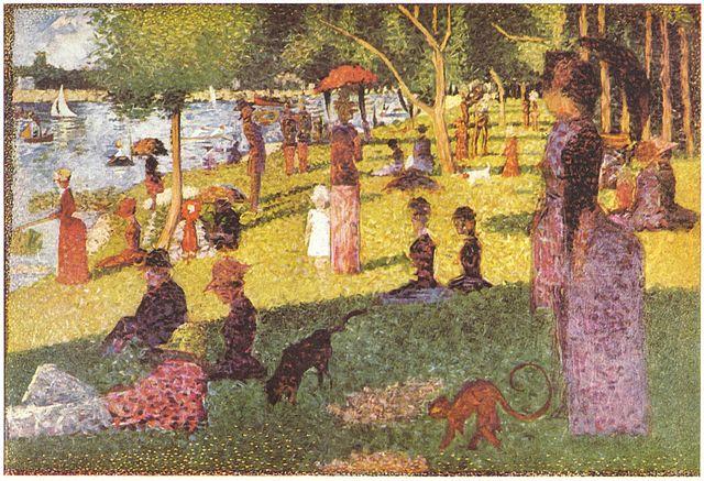 Esquisse d'ensemble , 1884–1885