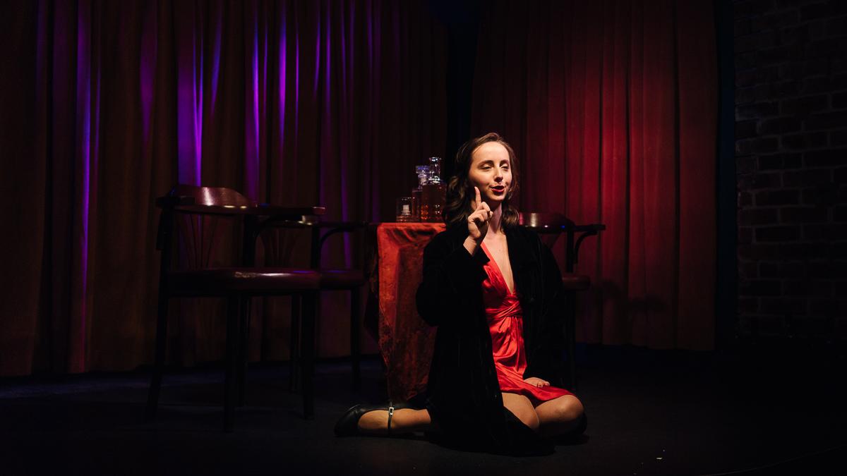 Isabella Stevenson Theatre Production Still