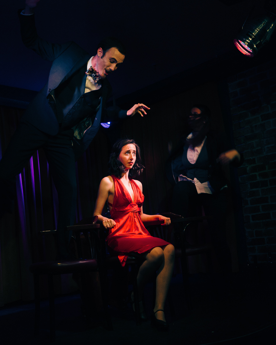 The Nothing Theatre Production Still