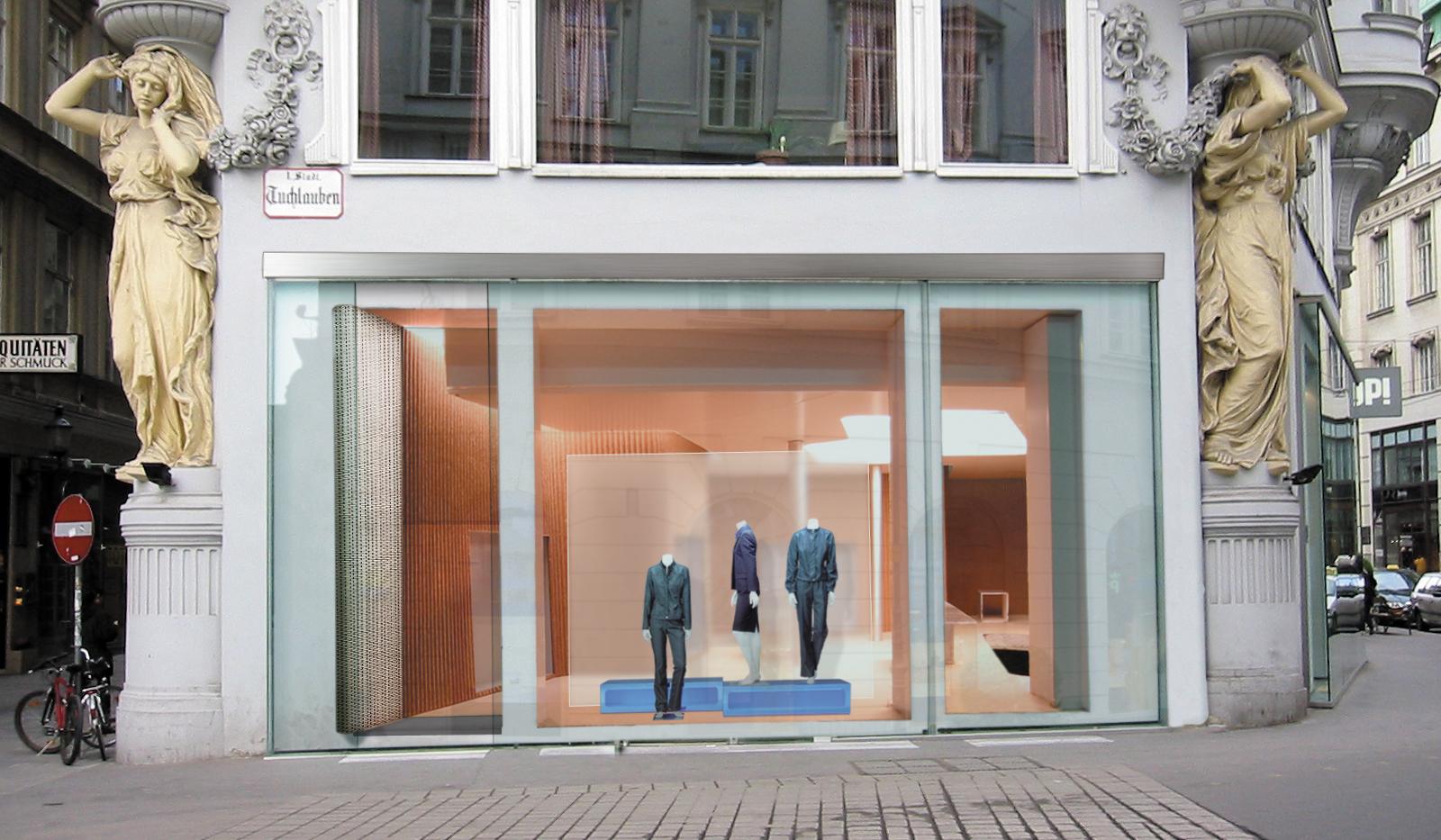 Donna Gil Flagship Store, Vienna