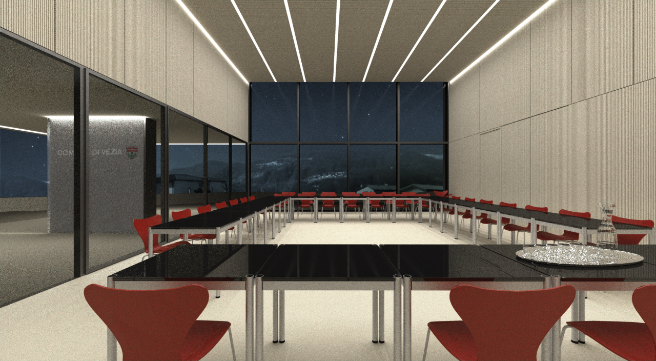 Nuovo Centro Civico a Vezia