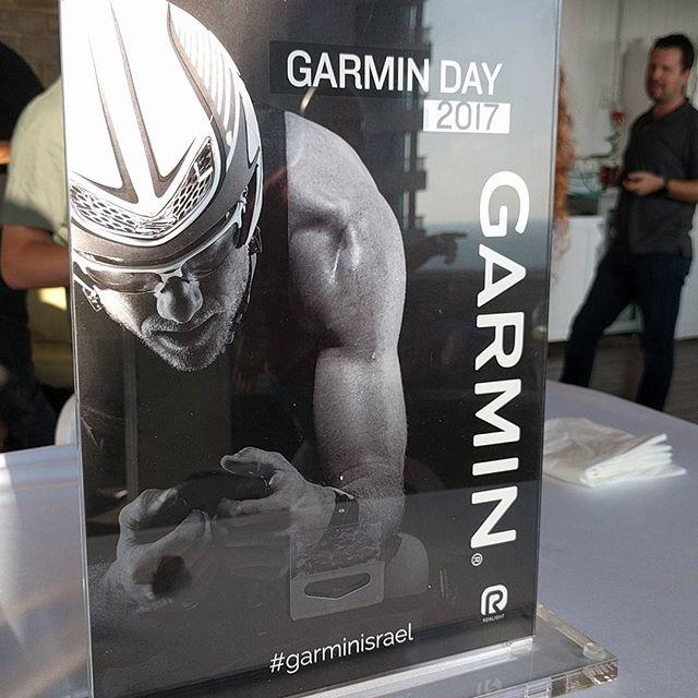 אנחנו בהשקה של גרמין היום, ונעלה בימים הקרובים סקירה של סדרת השעונים החדשה והמרגשת שלהם.