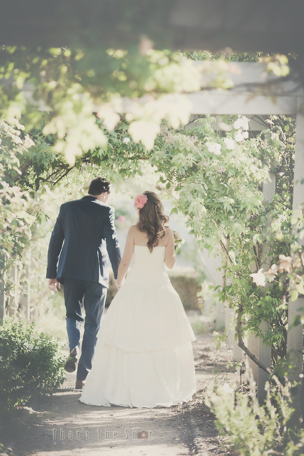 Wedding at The Briars , Mount Martha