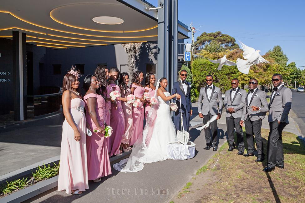 Wedding at Brighton Savoy