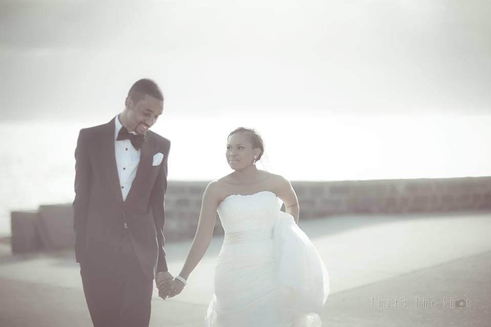 Wedding Photography at Brighton Beach by Melbourne Wedding Photographer