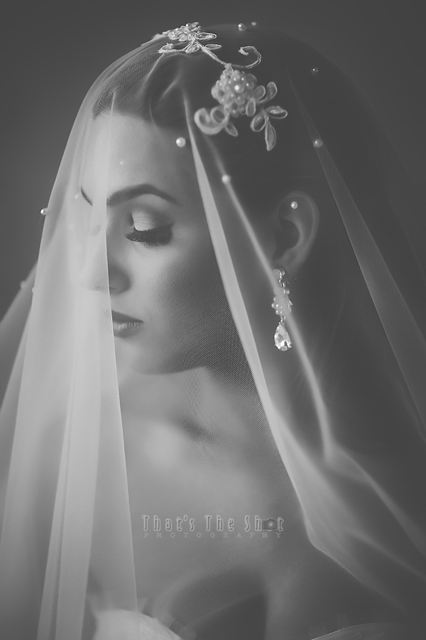 Bridal Model Shoot by Melbourne Wedding Photographer