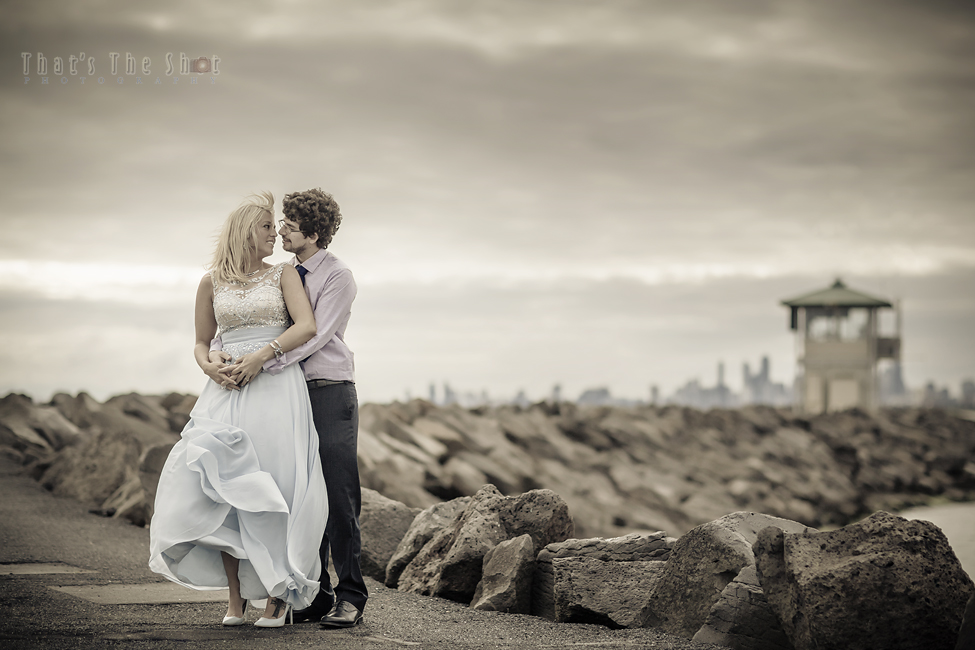 Middle Brighton Wedding Photography