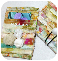 Stitched Gift Card Holder