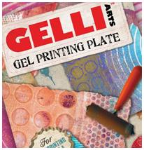 GelliArts Gel Printing Plate