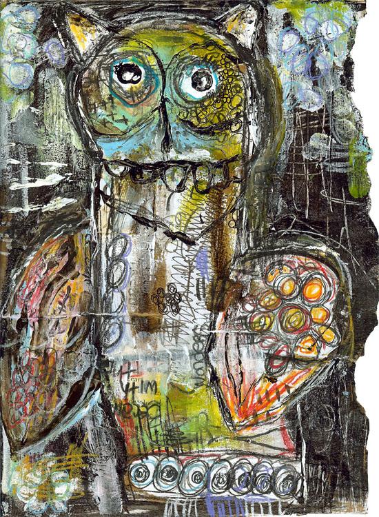 CrazyPsychoOwl Painting.jpg