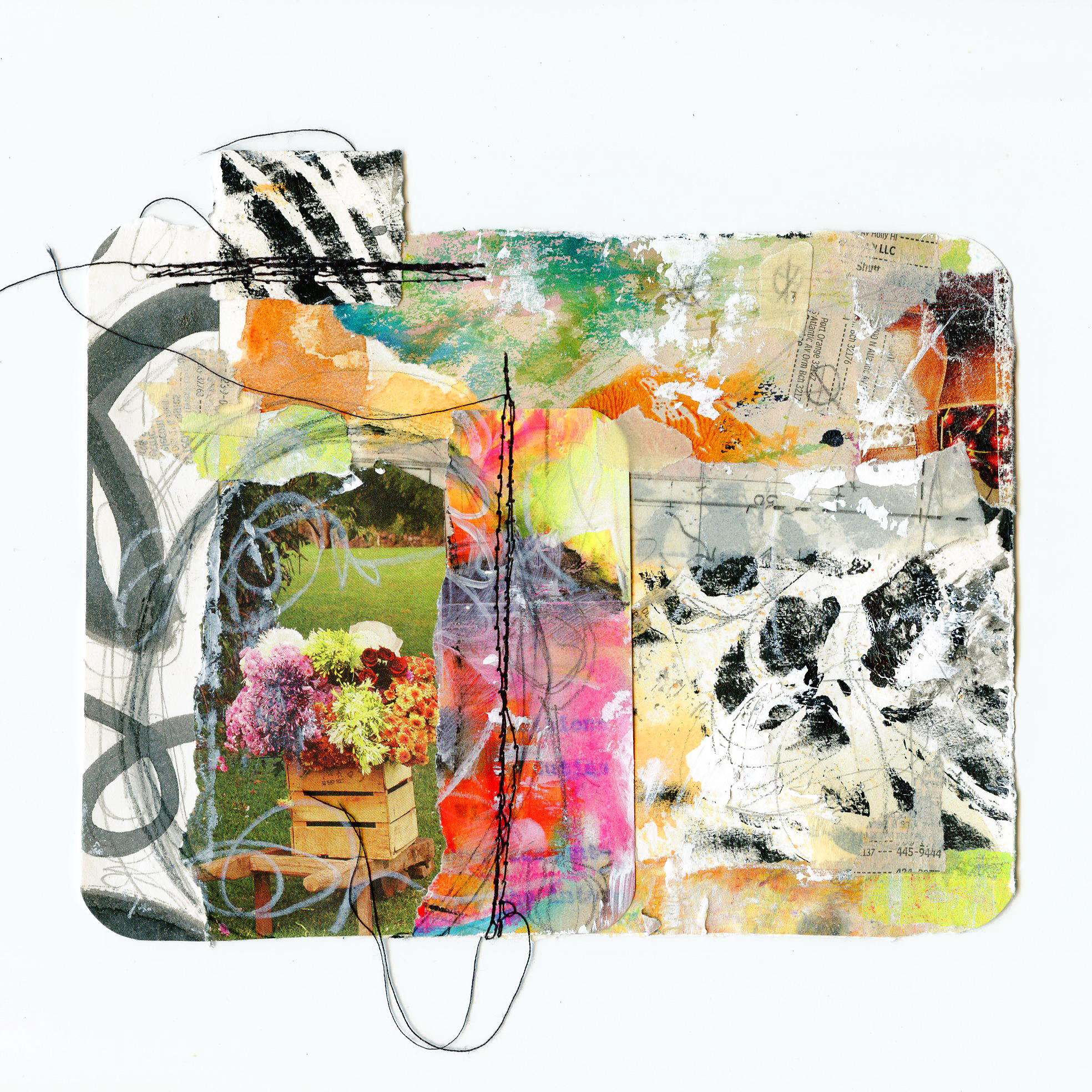 @robenmarie #the100dayproject and #100daysofanthropologiestories where I will take something from an Anthropologie catalog, create a mixed media piece around it and write a little story to go with it.@anthropologie Follow @robenmarie on Instagram for art and stories each day.