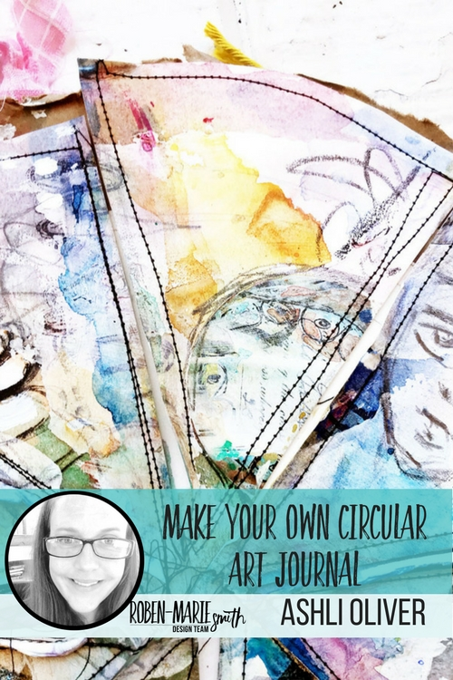 Check out this video tutorial as Design Team member Ashli Oliver creates this beautiful circular art journal as her project. Ashli takes you step by step through creating this circular journal which is as easy as pie to create! She uses Art Pops™ and Paperbag Studios Stamps. @robenmarie @soaphousemama #robenmarie #robenmariedesignteam #paperbagstudios #artpops #mixedmedia #diy