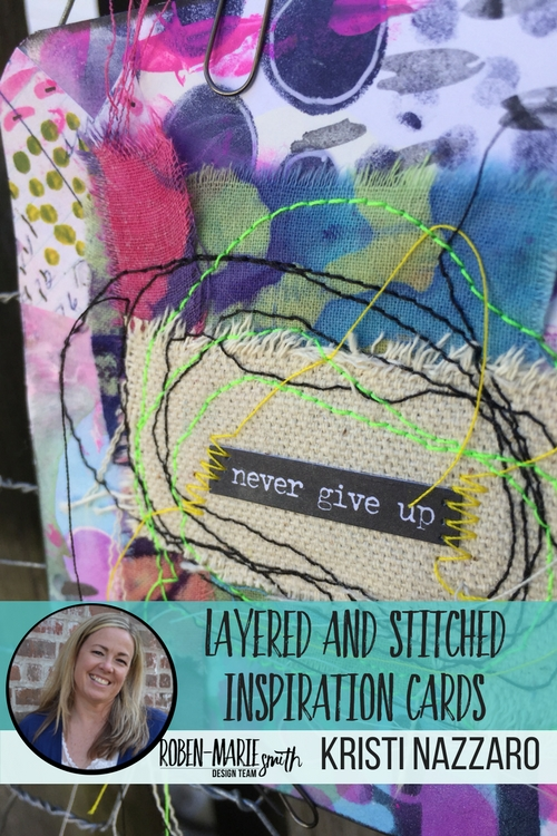 Check out this video tutorial as Design Team member Kristi Nazzaro creates these beautiful layered and stitched inspiration cards as her project. Krisit takes you step-by-step through creating these beautiful cards perfect for reminding us to be our own cheerleaders. She uses Art Pops™ and Paperbag Studios Stamps. @robenmarie @soulpositiveweb #robenmarie #robenmariedesignteam #paperbagstudios #artpops #mixedmedia #diy