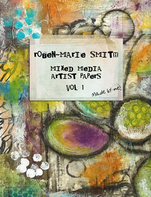 Mixed Media Artist Papers - Volume #1