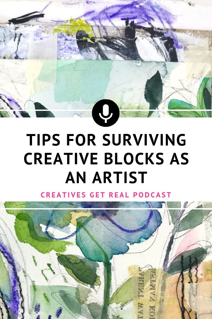 How does creativity shows up in the lives of artists and makers? How do you discover your true art love? Art is a shifting path that changes you as a creative. Experimentation and education is key to our growth.Listen to the Creatives Get Real Podcast to hear an honest and inspiring chat with Roben-Marie Smith and Sandi Keene as they talk about their own experiences and changes in their art development. #creatives #artisttips #artpodcast #womenartists #creativelife